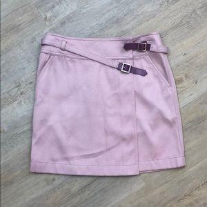 Chanel Wrap Mini Skirt